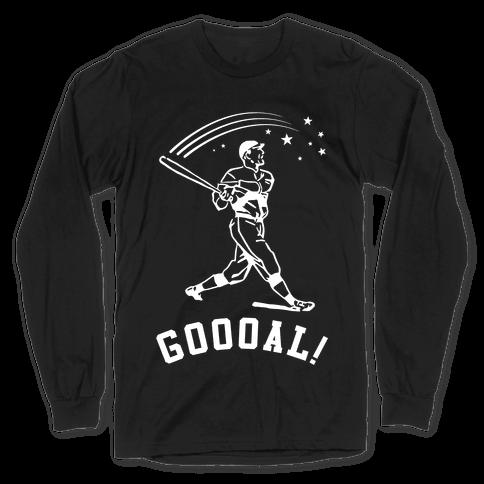 Goal Long Sleeve T-Shirt