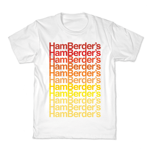 Hamberder's Parody Kids T-Shirt