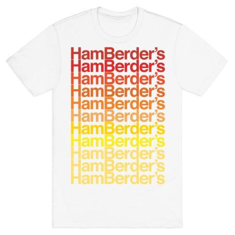 Hamberder's Parody T-Shirt