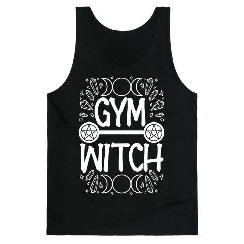 Gym Witch Tank Top