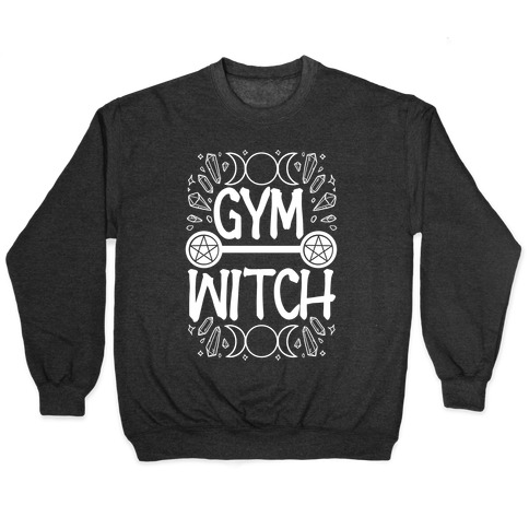 Gym Witch Pullover
