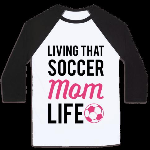 Living That Soccer Mom Life