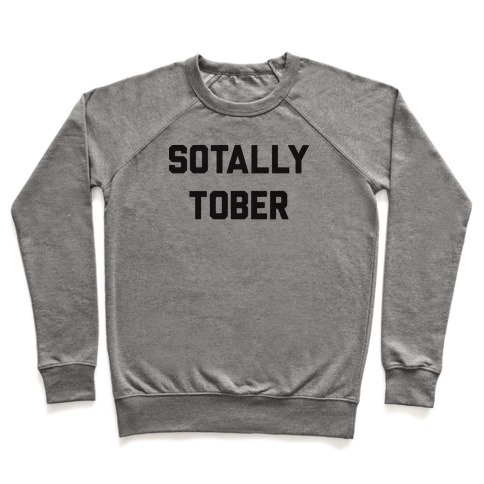 Sotally Tober Pullover