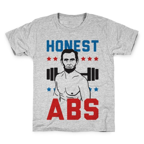Honest Abs Kids T-Shirt