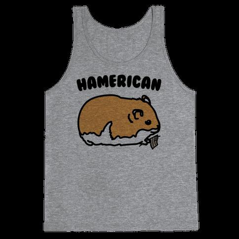 Hamerican Parody Tank Top
