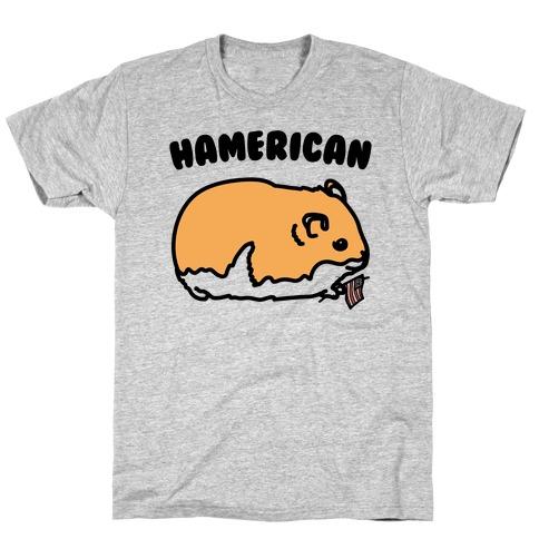 Hamerican Parody T-Shirt