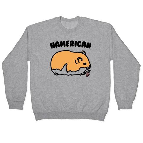 Hamerican Parody Pullover