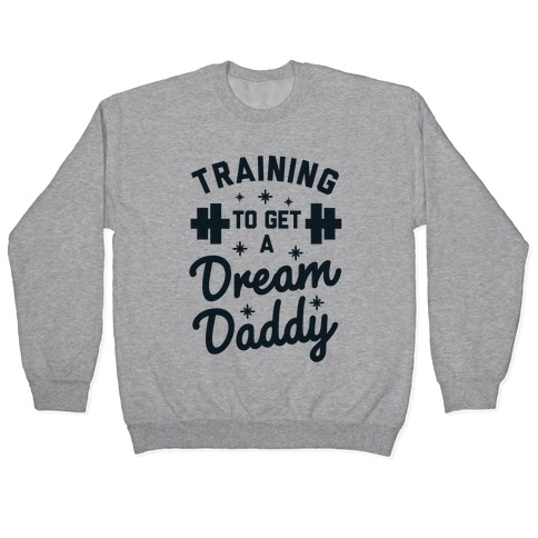 Training to Get a Dream Daddy Pullover