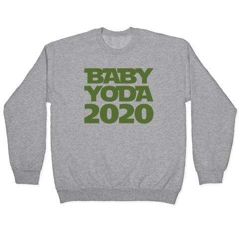 Baby Yoda 2020 Parody Pullover