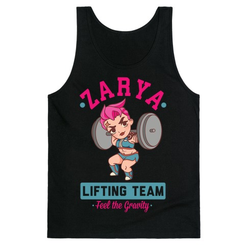 Zarya Lifting Team Tank Top