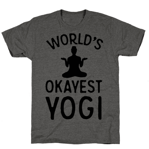 World's Okayest Yogi