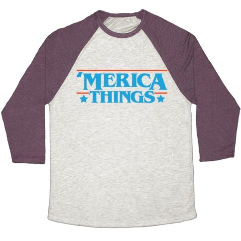 'Merica Things Parody
