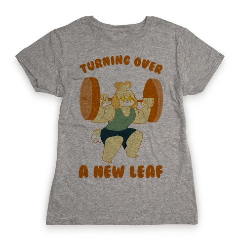 Isabelle Squats Womens T-Shirt