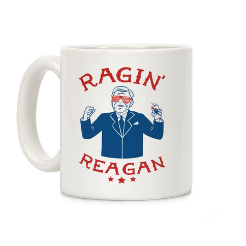 Ragin' Reagan Coffee Mug