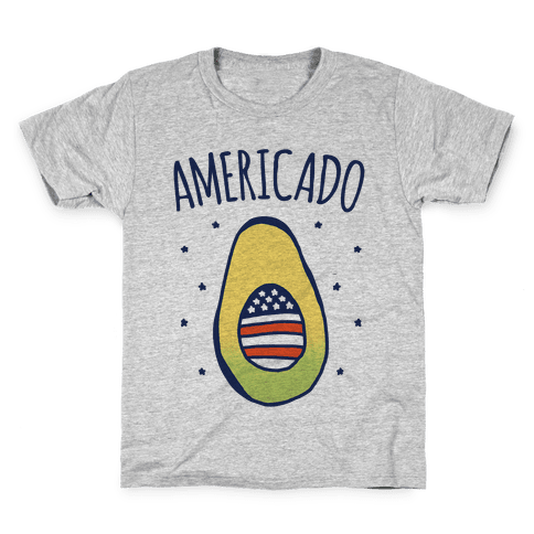 Americado Parody Kids T-Shirt