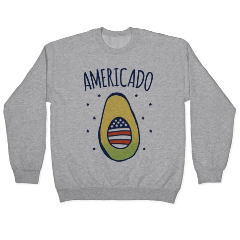 Americado Parody Pullover