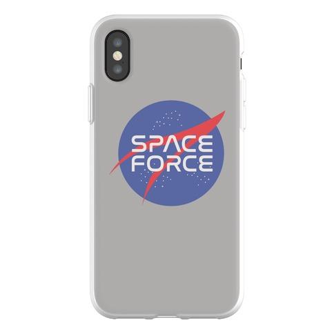 Space Force Parody Phone Flexi-Case