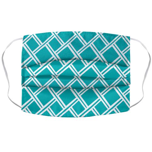 Weaving Pattern Face Mask