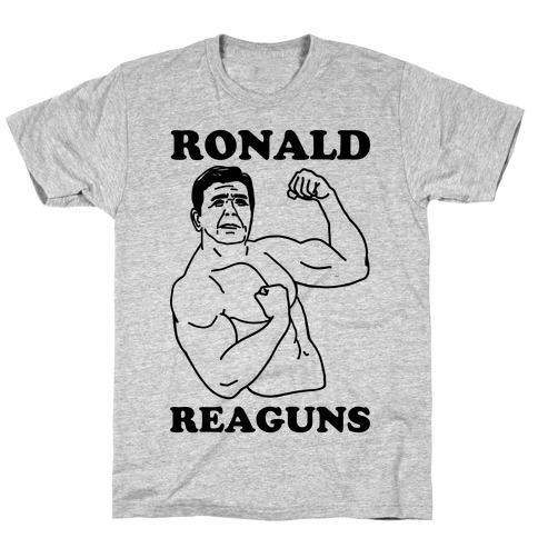 Ronald Reaguns T-Shirt