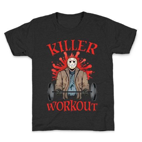 Killer Workout Kids T-Shirt