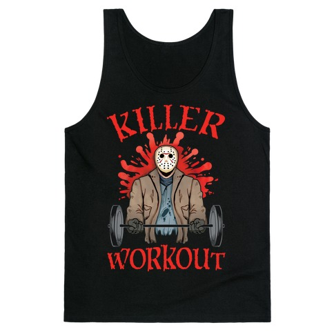 Killer Workout Tank Top