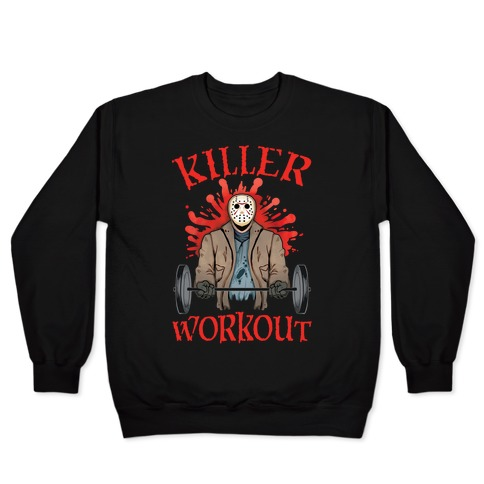 Killer Workout Pullover