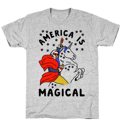 America Is Magical T-Shirt