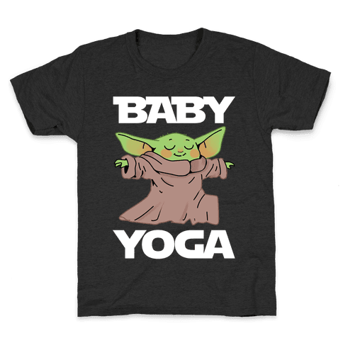 Baby Yoga Kids T-Shirt
