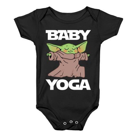 Baby Yoga Baby Onesy