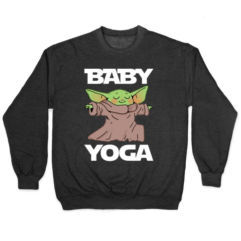 Baby Yoga Pullover