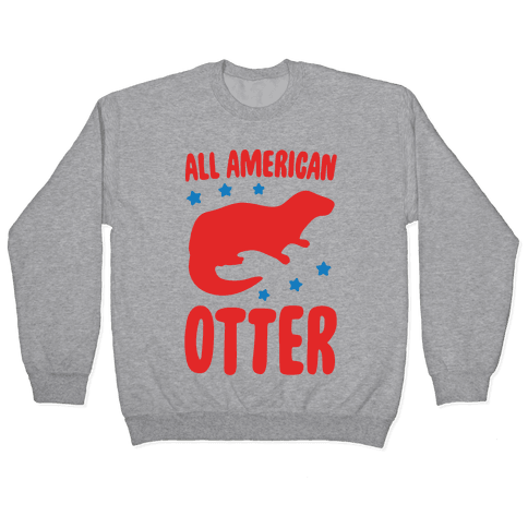 All American Otter Pullover