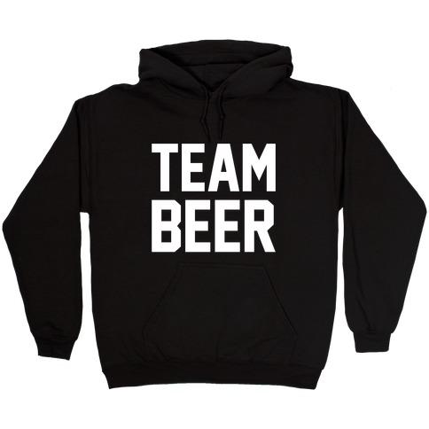 Team Beer Hooded Sweatshirt