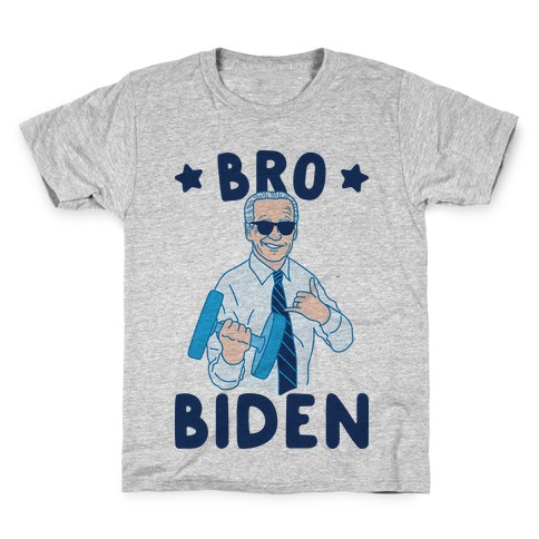 Bro Biden Kids T-Shirt