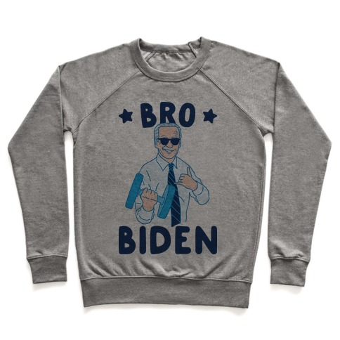 Bro Biden Pullover