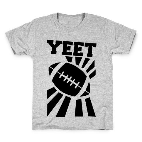 Yeet - Football Kids T-Shirt