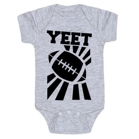 Yeet - Football Baby Onesy