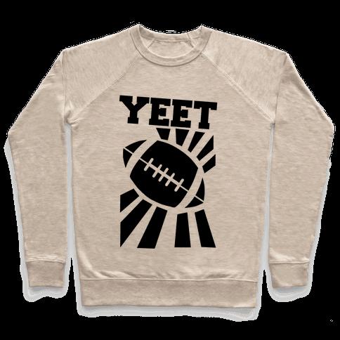Yeet - Football Pullover