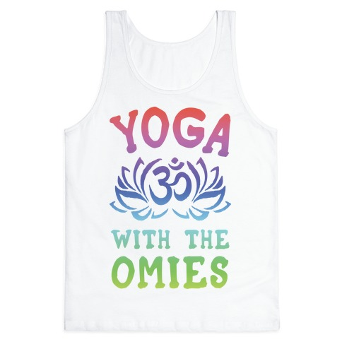 Yoga With The Omies Tank Top