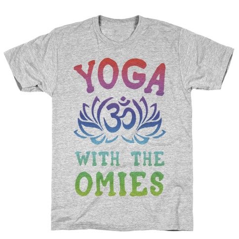 Yoga With The Omies T-Shirt