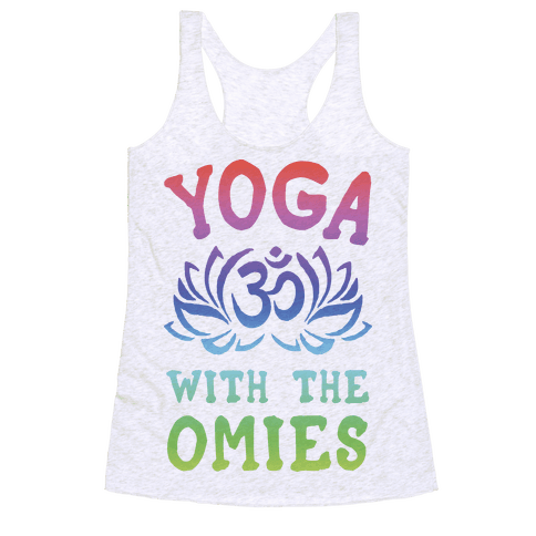 Yoga Puns T Shirts Racerback Tank Tops And More Activate Apparel