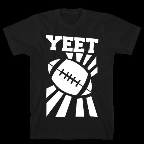 Yeet - Football Mens/Unisex T-Shirt
