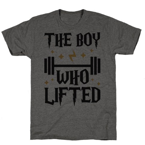 The Boy Who Lifted