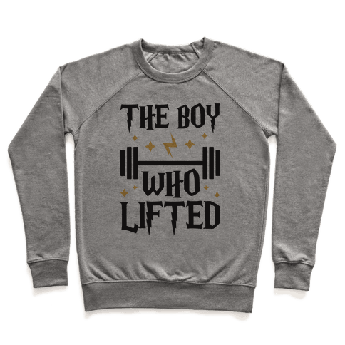 The Boy Who Lifted Pullover