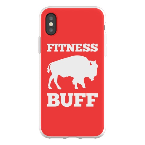 Fitness Buff Phone Flexi-Case