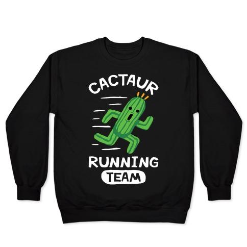 Cactaur Running Team Pullover