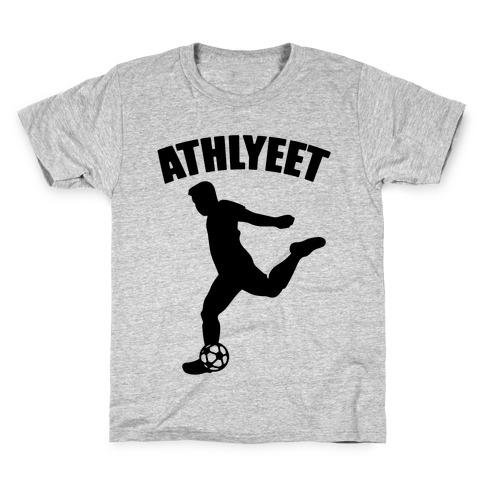 Athlyeet Soccer Kids T-Shirt