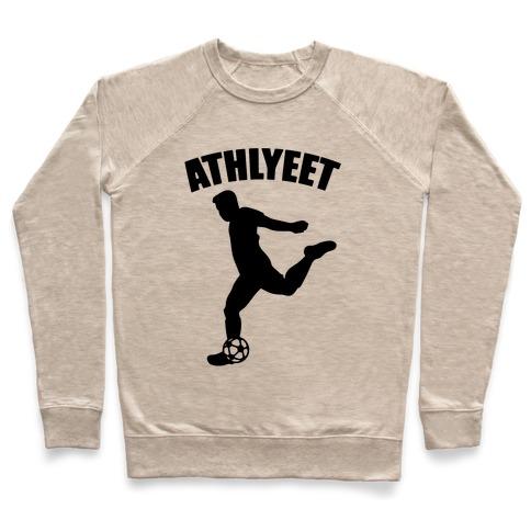 Athlyeet Soccer  Pullover