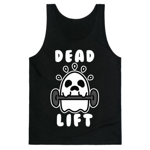 Dead Lift (Ghost) Tank Top