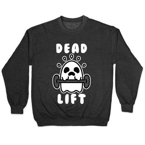 Dead Lift (Ghost) Pullover