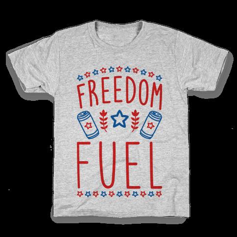 Freedom Fuel Kids T-Shirt